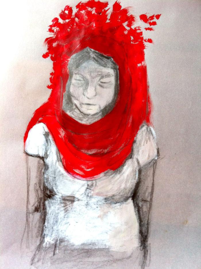 Caperucita, de Rocío Maldonado
