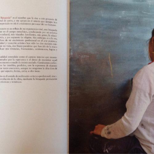 Proyecto La Búsqueda, de la artista Rocío Maldonado